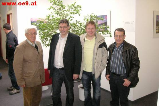Claus, Harry, Martin & Karlheinz